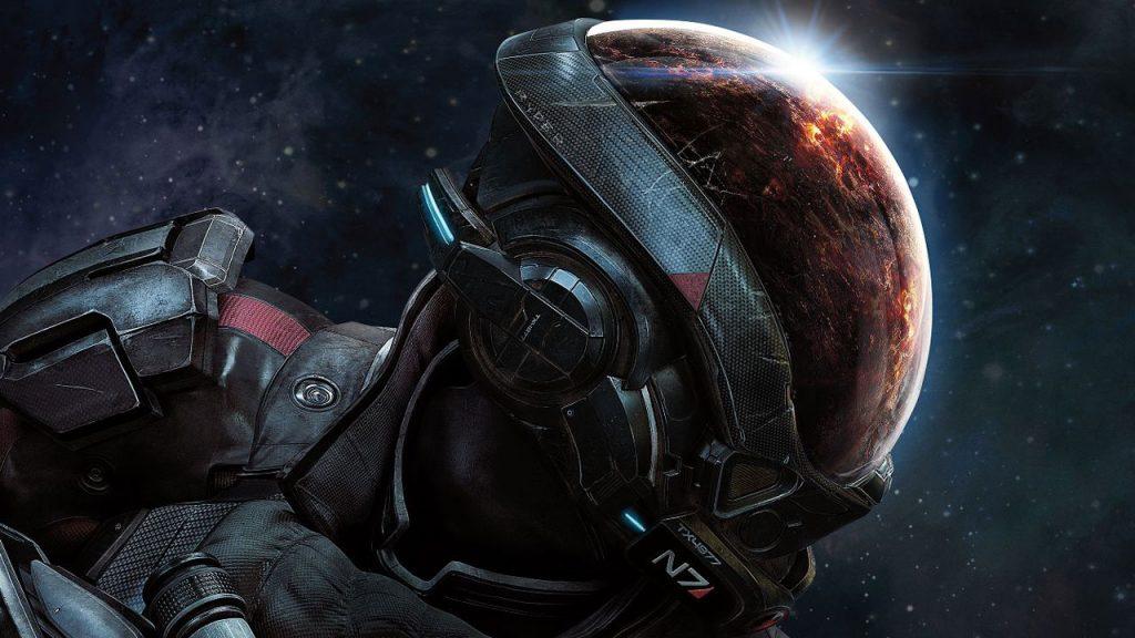 Mass Effect Andromeda Helmet