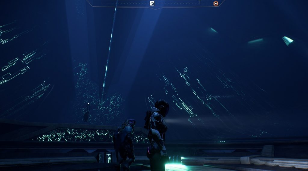Mass Effect Andromeda Remnant Cave