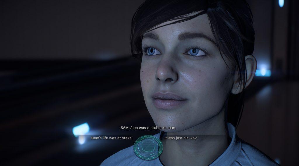 Mass Effect Andromeda Sara Ryder