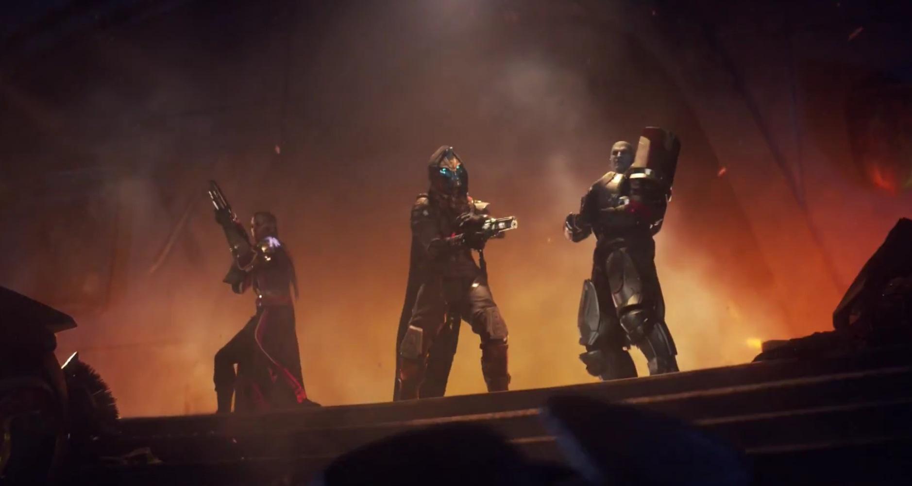 Destiny 2: Offizieller Trailer zum Vorbestellbonus für das exotische Gewehr