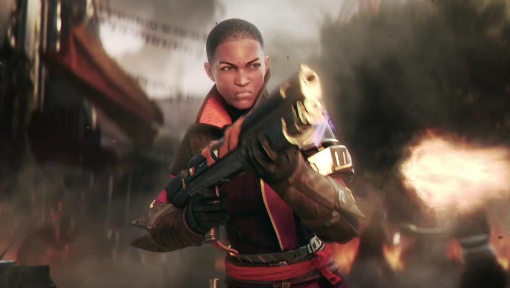 Destiny 2: Die 'Kaltherz'-Waffe zeigt sich im offiziellen Pre-Order-Trailer