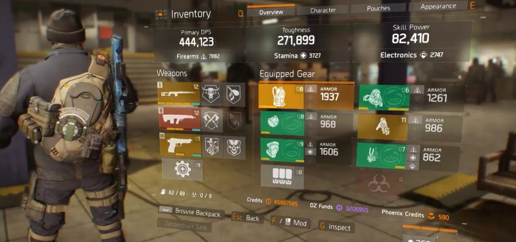 division-sniper-build