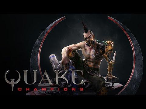 Bethesda öffnet Beta für Quake Champions