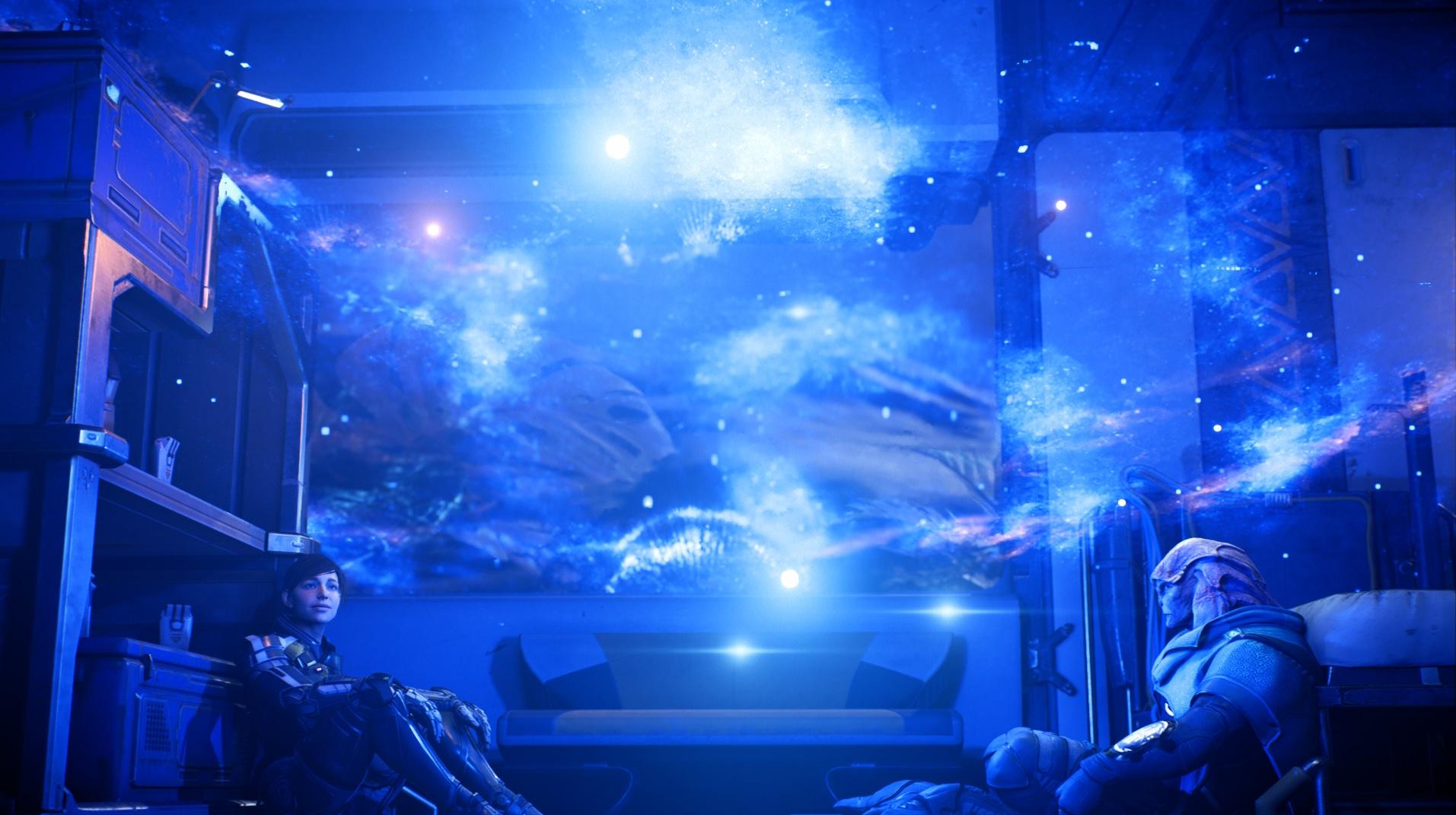 Mass Effect Andromeda: Neue Romanzen, Frisuren und mehr mit Patch 1.08 hinzugefügt
