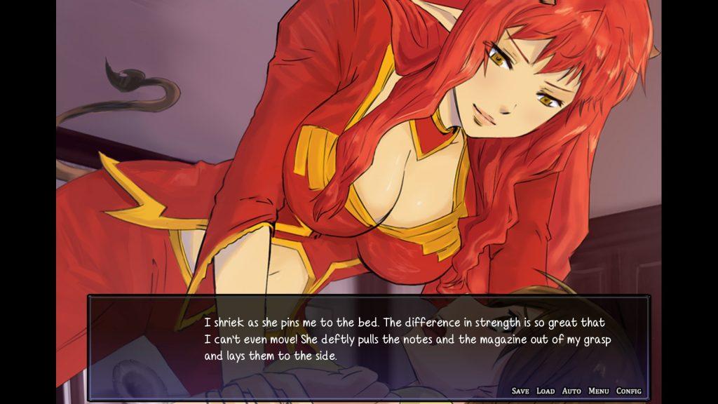 Starlight Vega Demongirl