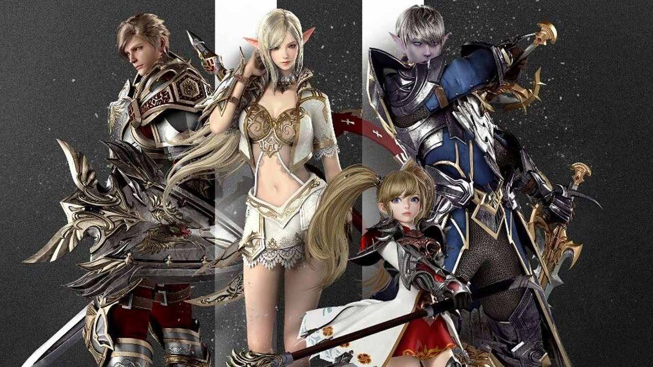 Gameguard Lineage 2 Revolution - polvcard