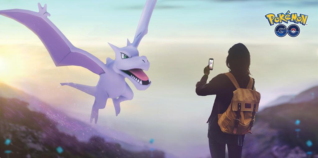 Pokémon GO Abenteuer-WOche