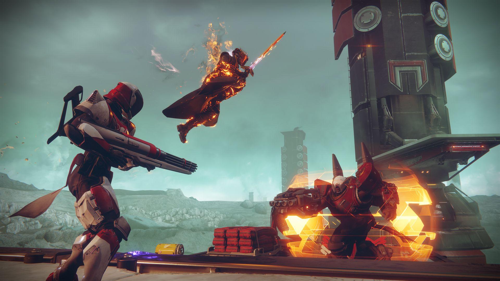 Destiny 2 Beta: Die Spielversion ist bereits Monate alt - vieles bereits verbessert