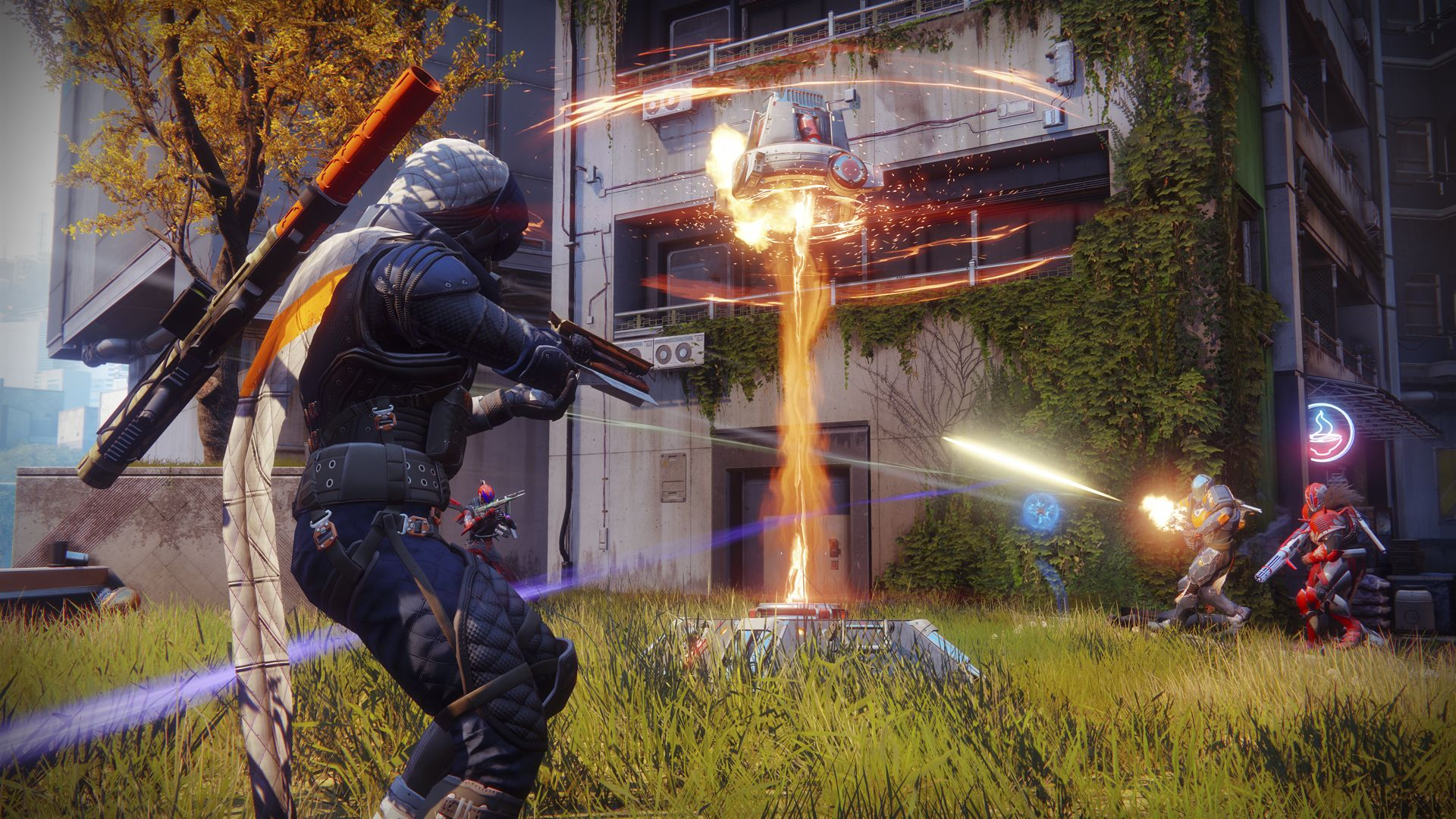 Destiny 2: Bungie plant keine Switch-Version