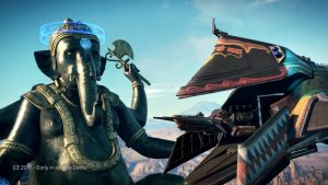 Beyond Good and Evil 2 Spaceships Elephant
