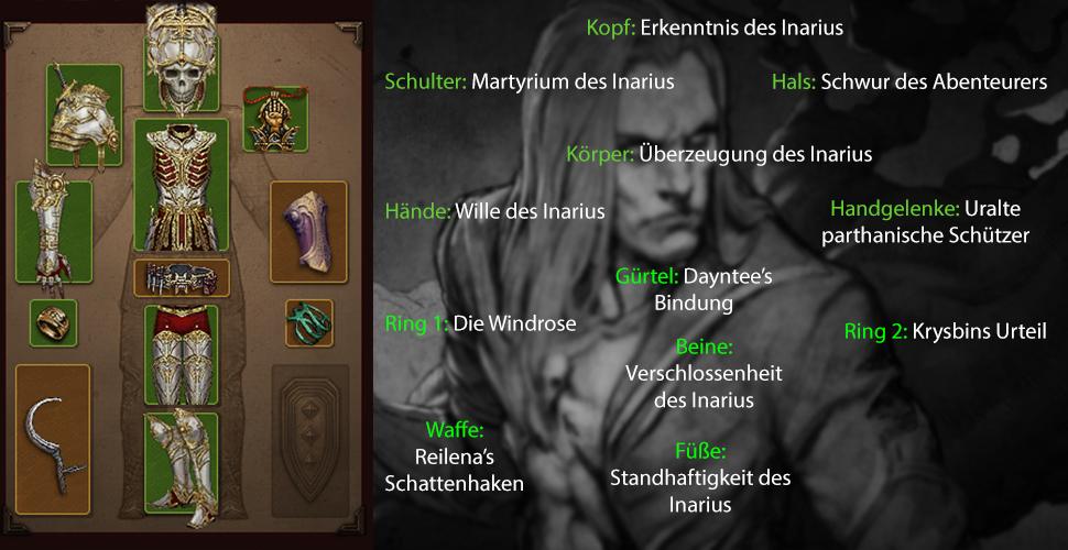 Diablo  Necromancer Bone Storm Build