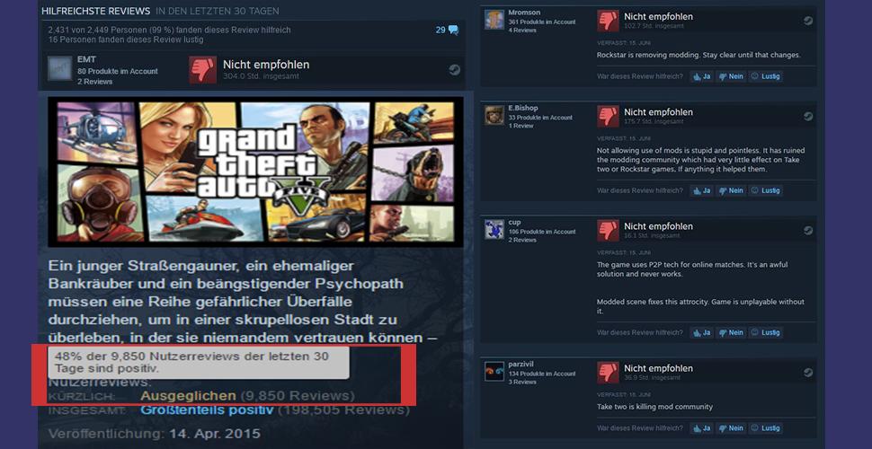 GTA 5: Online-Petition fordert