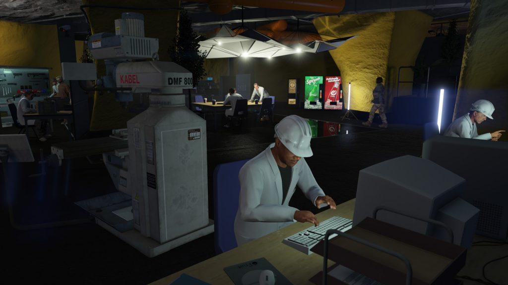 GTA 5 OnlineGunrunning 11
