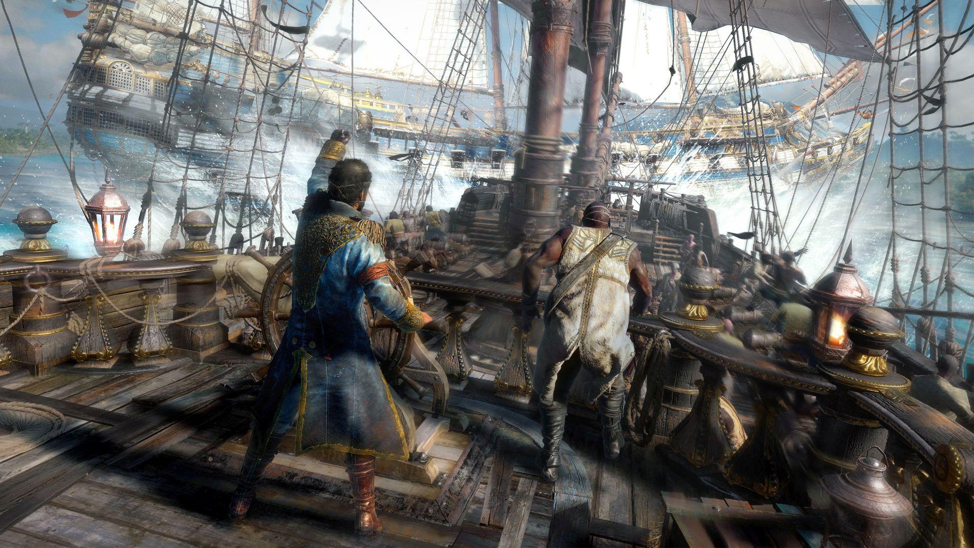 Skull & Bones: E3-Demo ist nur die