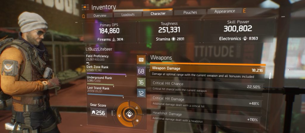 Taktiker Build
