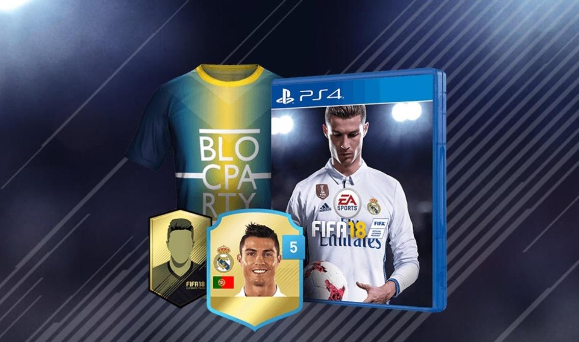 Cristiano Ronaldo ist auf dem Cover von FIFA 18 zu sehen