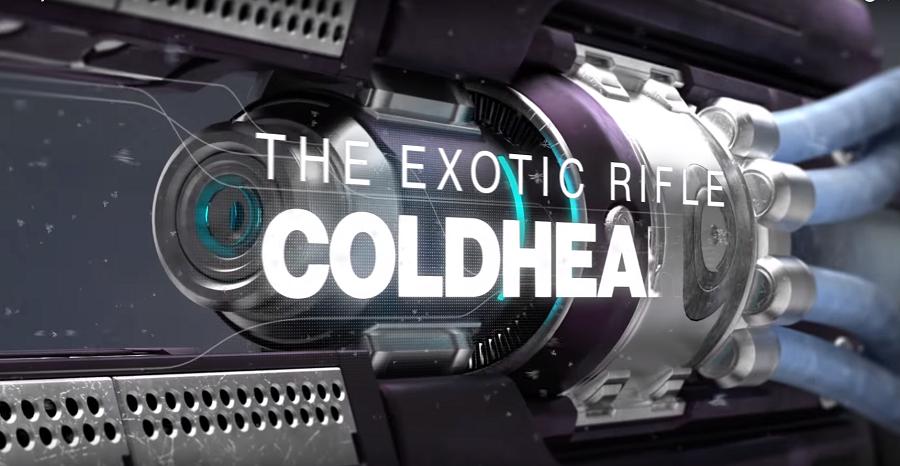 Destiny 2 - Trailer zeigt das exotische Gewehr