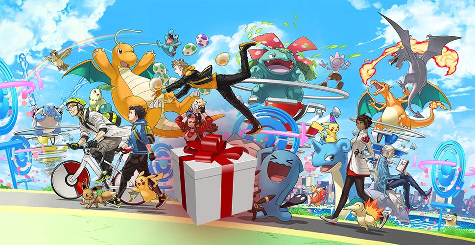 Pokémon GO der App-Hit: Sagenhafte 752 Millionen Downloads