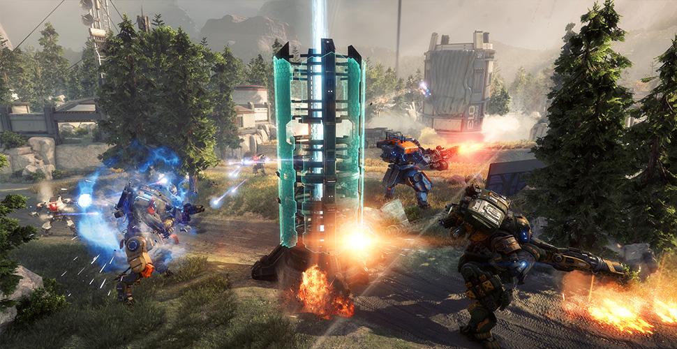 Titanfall 2: Vier-Spieler-Koop in neuem Trailer und Gratis-Demo angekündigt