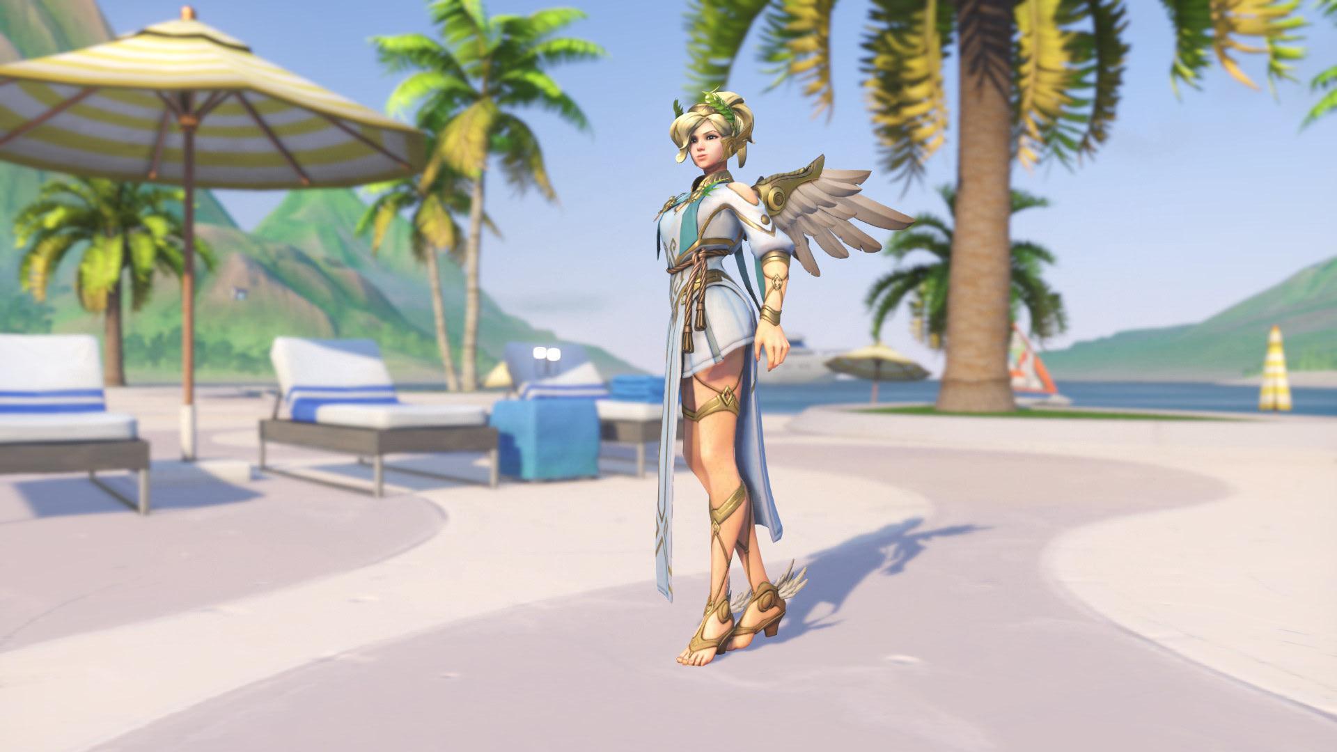 Overwatch: Sommerspiele gestartet und neues Video verfügbar