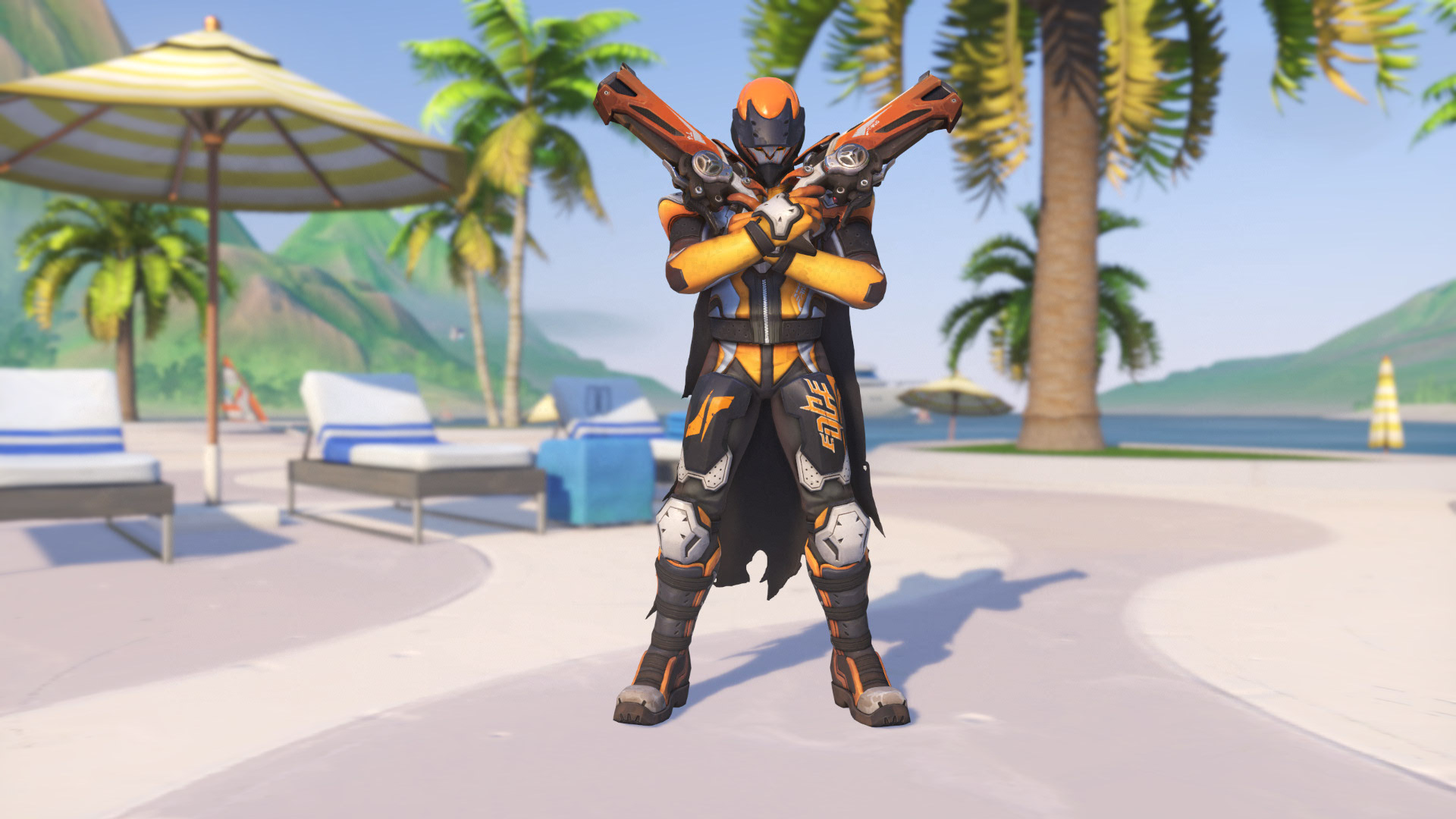 Overwatch Summer Games Event mit neuen Skins gestartet